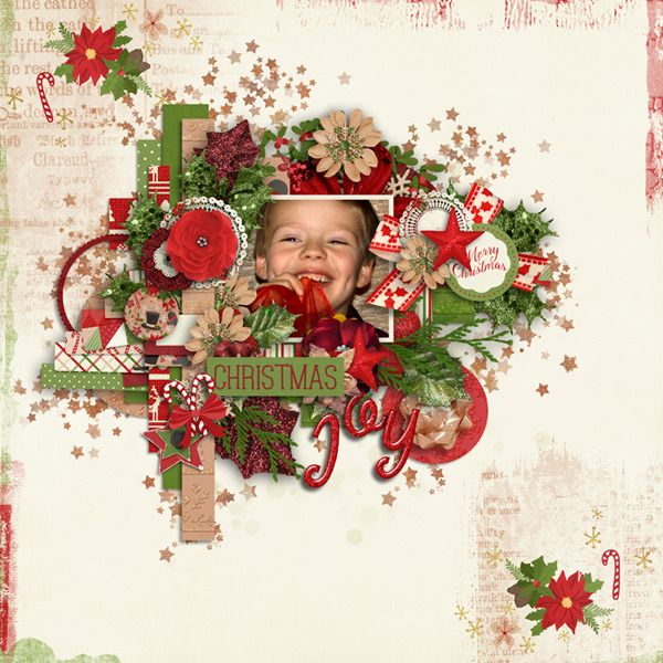 Christmas steps 1. template pack by Tinci Designs http://scraporchard.com/market/Christmas-steps-1..html