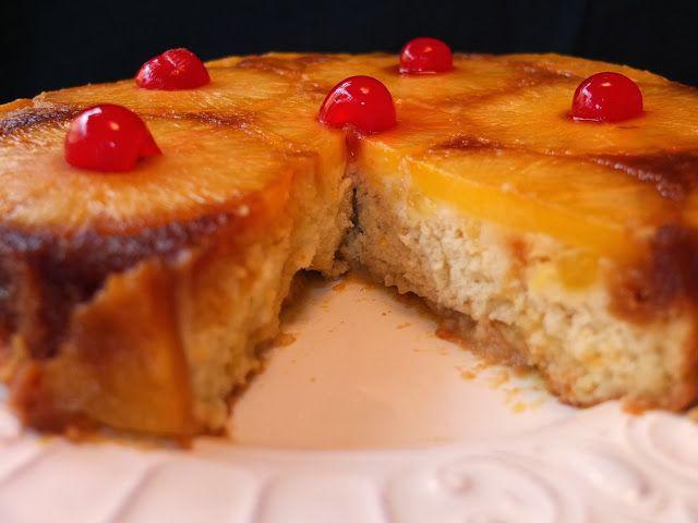 Cocina De Lola | La Cocina De Lola Tarta De Pina Natural Recetas Dulces