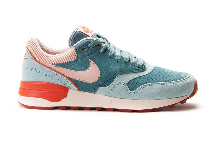 low priced c0961 5648e Nike Air Odyssey LTR Green Haze Arctic Orange