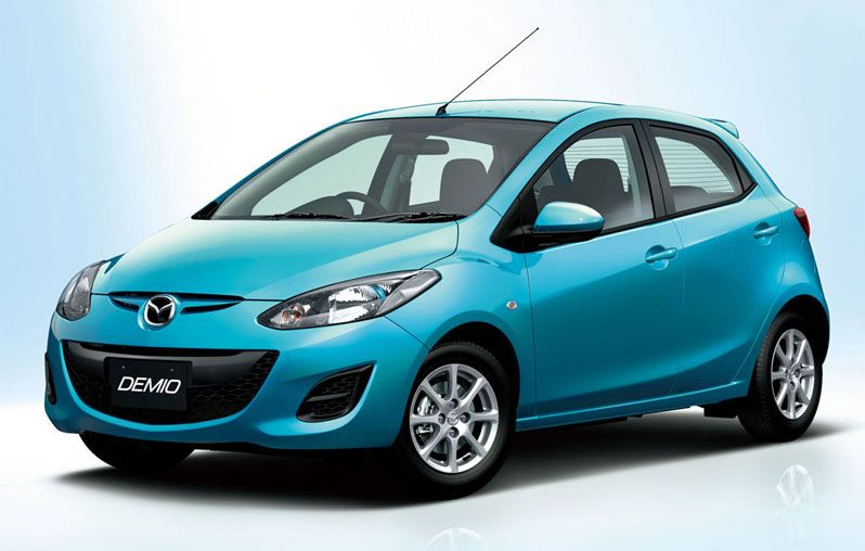 The Mazda2 Known As The Demio In Japan Has Won Japan Car Of The Year Car Japan Cars Mazda