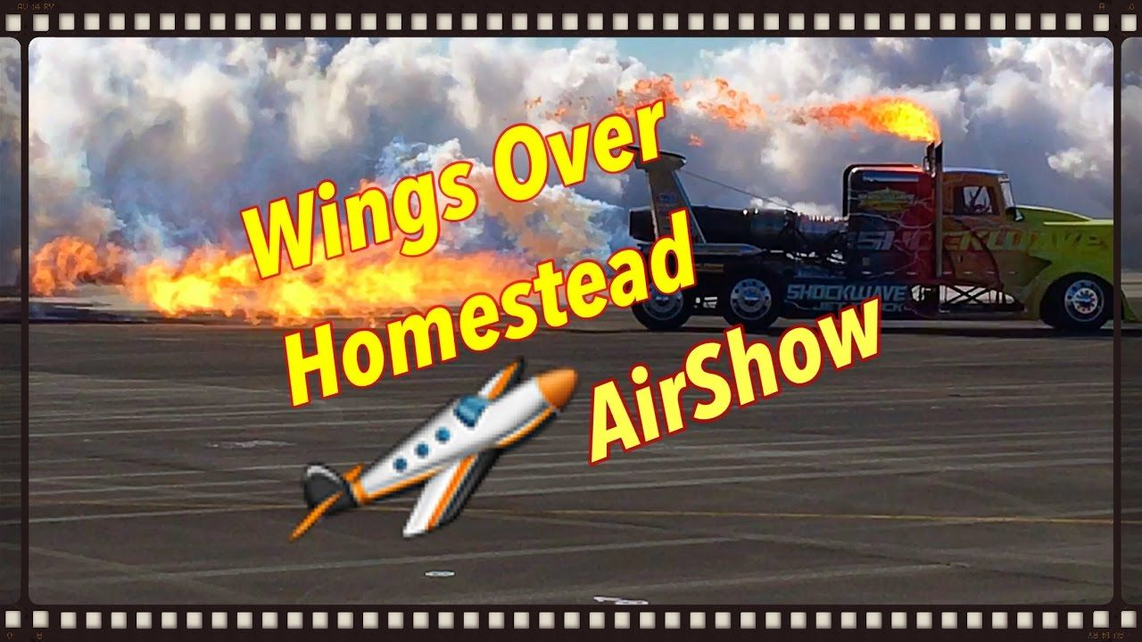 US Air Force Air Show. Wings Over Homestead 2016 Air