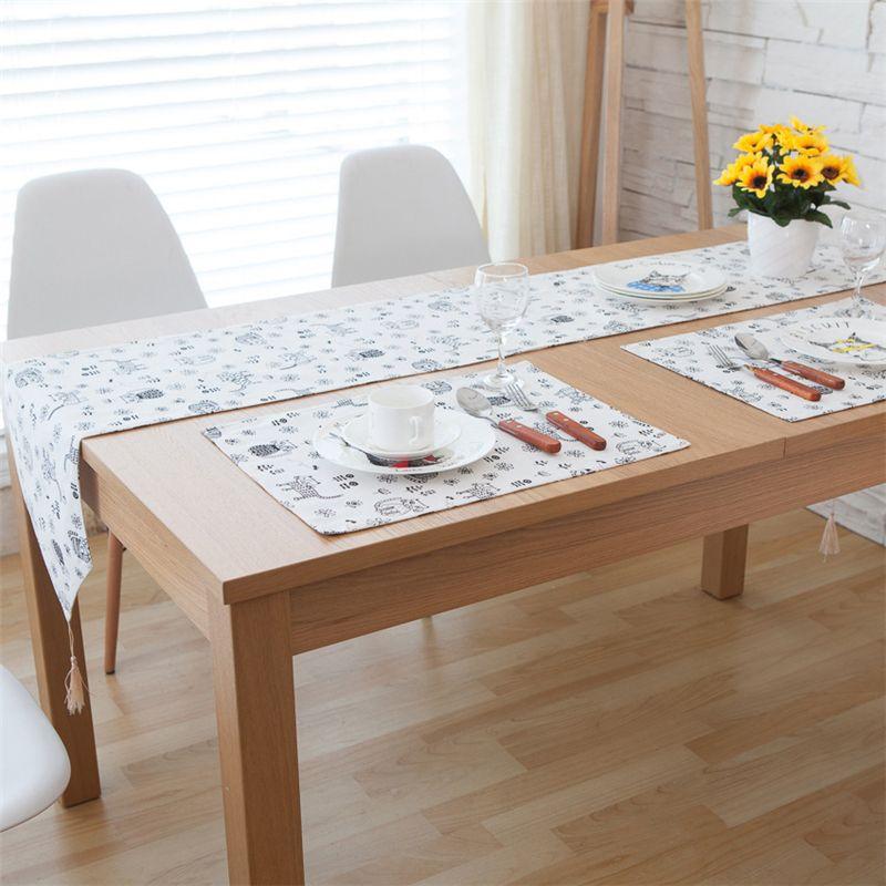 Click To Handmade Table Cloth Linen Runners Christmas