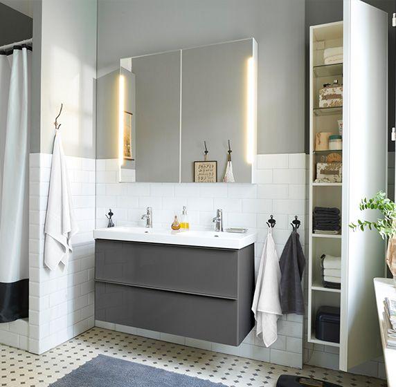 IKEA Badkamers | Online inspiratie voor badkamermeubels | Badkamer ...