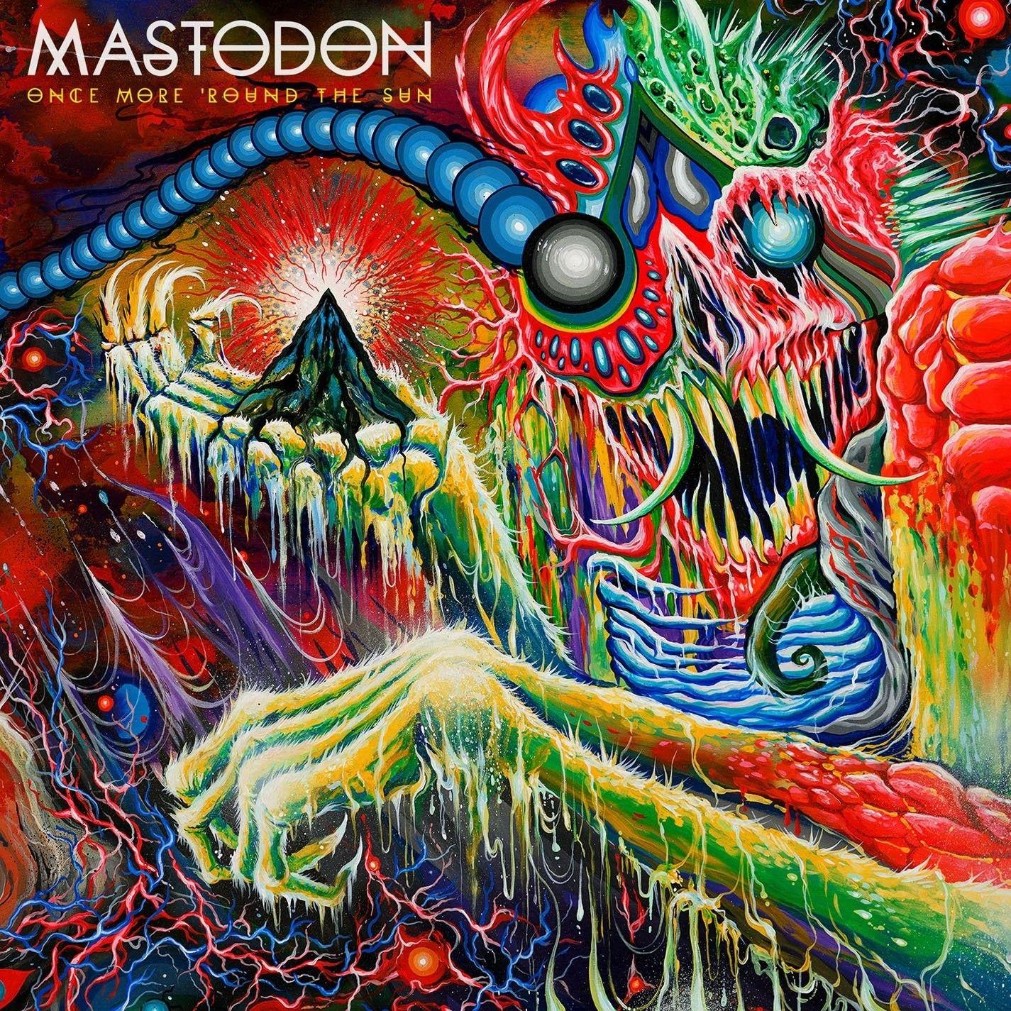 Watch: Skinner Talks Album Artwork with Mastodon