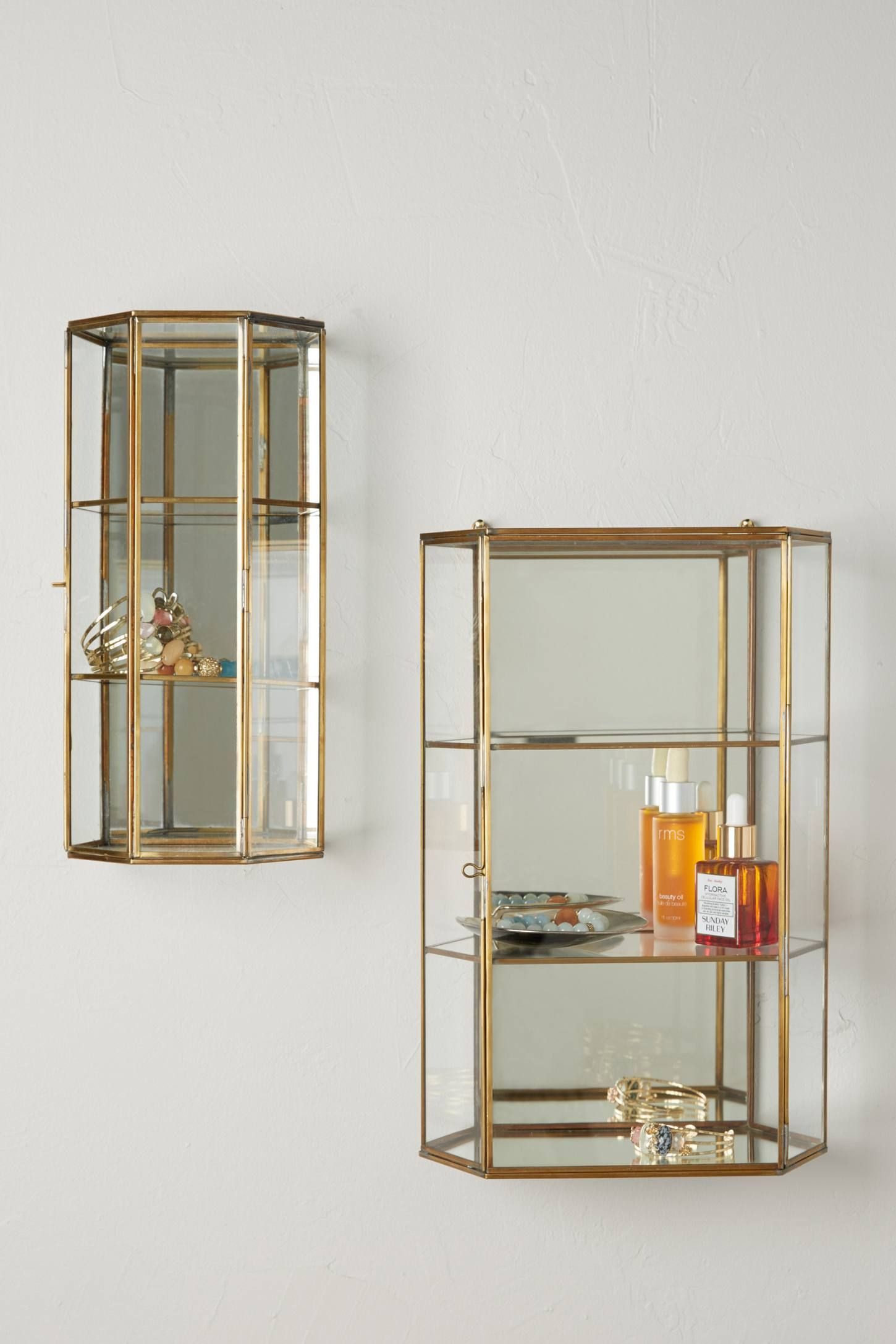 Wall Curio Cabinet | Furniture | Pinterest | Wall curio ...