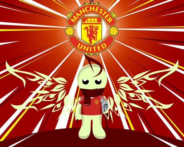 Jual Gambar Wallpaper Manchester United Murah Harga Distributor Manchester United The Unit Wallpaper