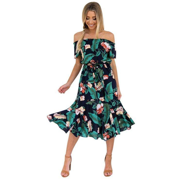 646df92186264 CUTE PLUS SIZE DRESSES! Amazon.com  SanCanSn Plus Size Dress Womens Off  Shoulder Denim Shirt Dress Tops Beach Mini Dress Sundress  Beauty  sponsored
