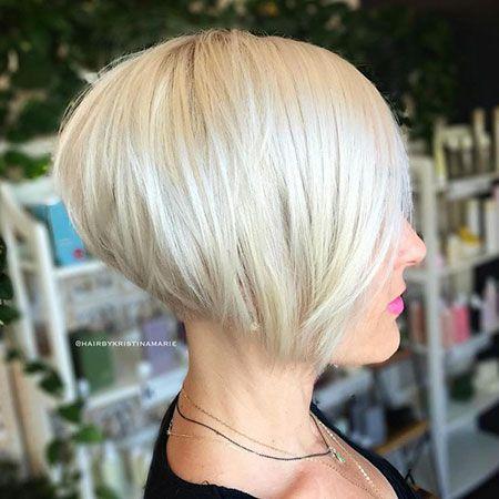 20 tagli di capelli bob impilati corti