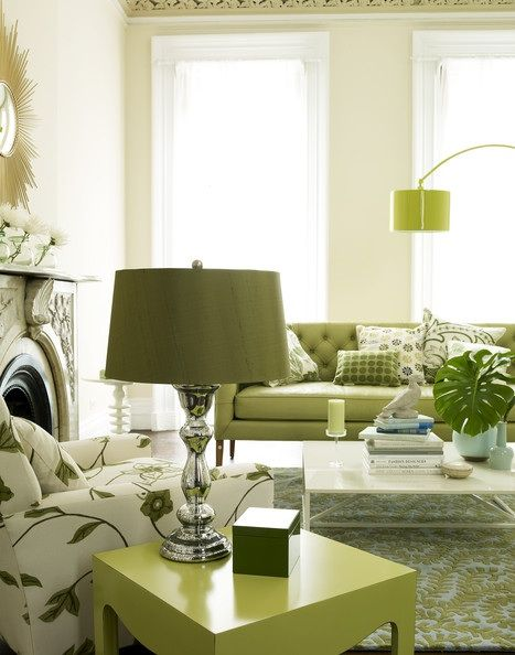 Show Living Rooms Already Decorated: Living Room High Ceilings Marble Fireplace Antique Pale