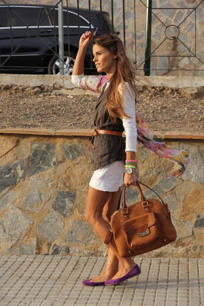 great outfit, and love the bag