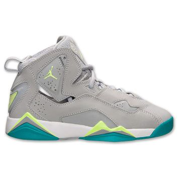 the latest 95ab6 d634f Girls  Grade School Jordan True Flight Basketball Shoes