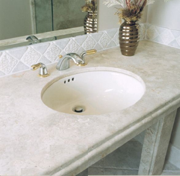 Jerusalem Stone Bathroom Countertop Limestone Countertops