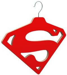 Unique Hangers superman clothing hanger | awesome, suits and don't judge