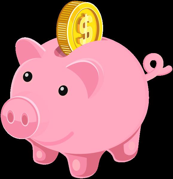 Piggy Bank Png Clip Art Image Piggy Bank Art Images Clip Art