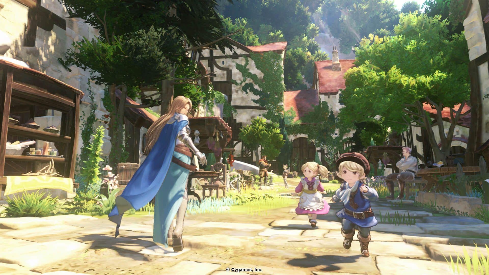 Granblue Fantasy Relink E Versus Serao Lancados Em Todo O Mundo