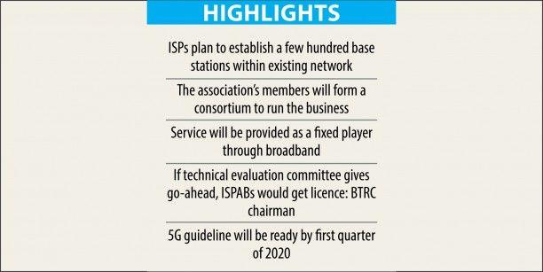 Internet service providers seek 5G licence | Cellular ...