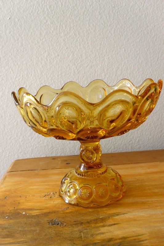 marigold shallow vase/holder