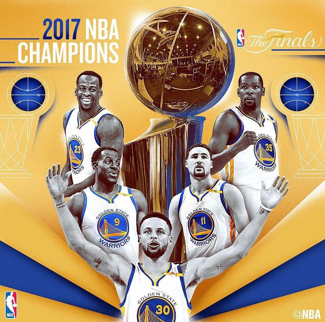 Golden State Warriors Win Nba Finals Golden State Warriors
