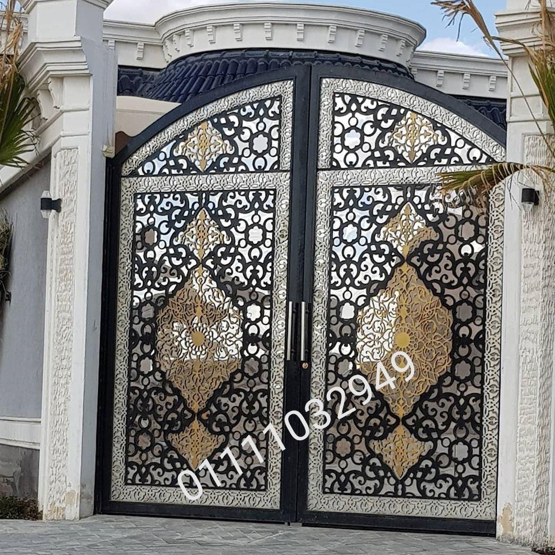 بوابه حديد قص ليزر ٤ملم Decor Home Decor Room Divider