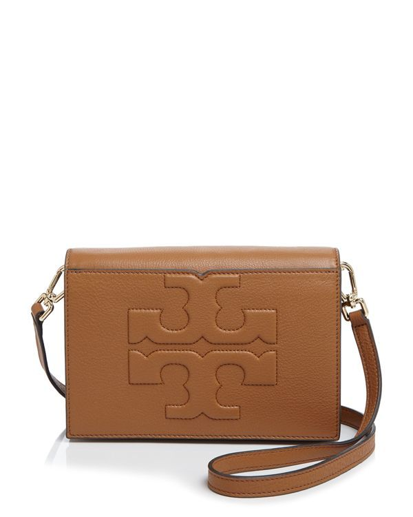 Tory Burch Bombe-t Combo Crossbody Brown Crossbody Purse 9376fb199f0bd