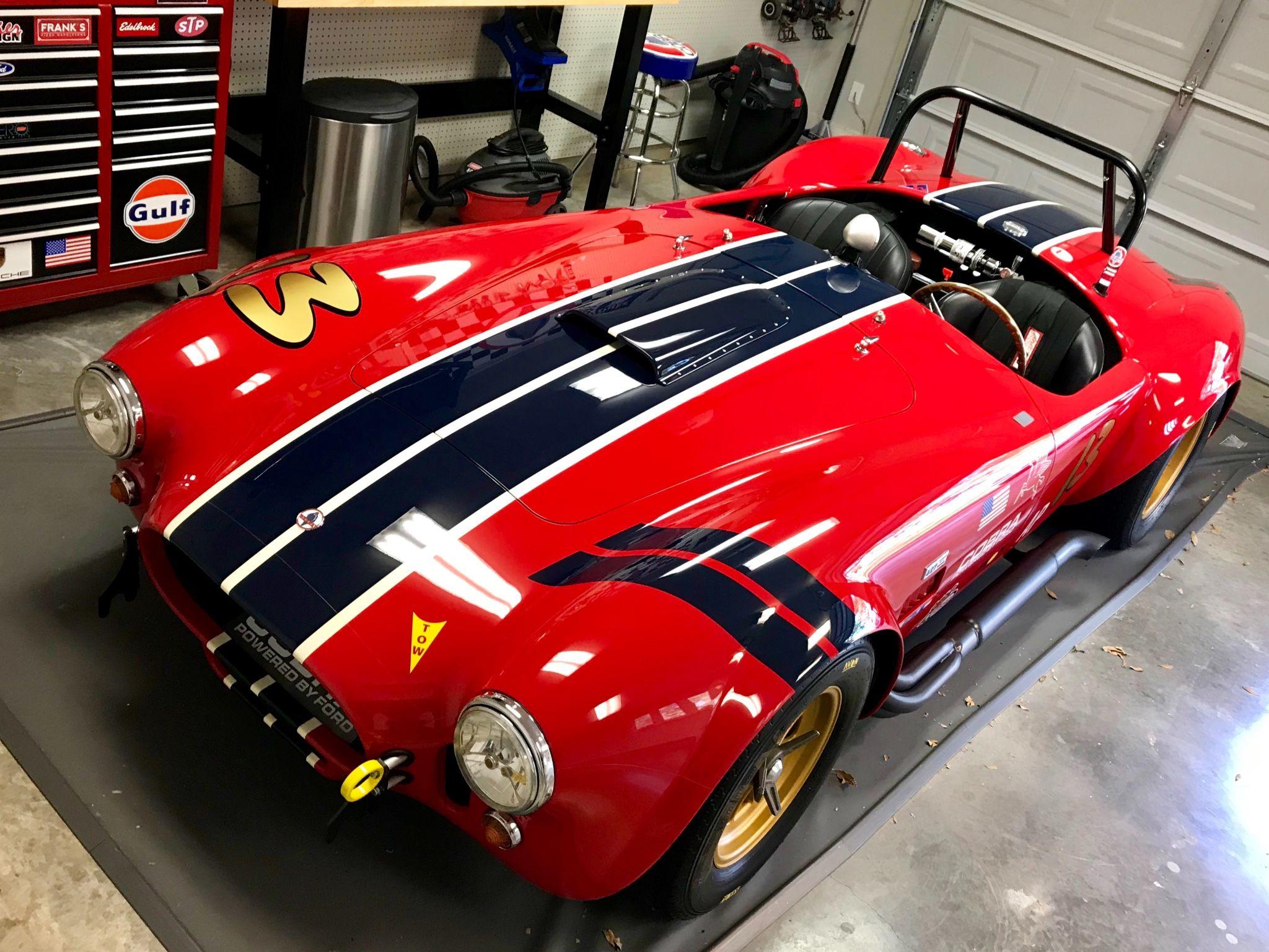 1965 Shelby Cobra CSX6000 コブラ