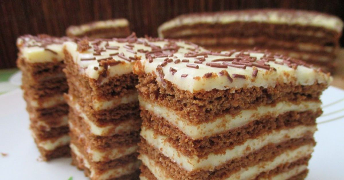 Ukrainka Kuchenne Rewolucje Ciasta Desery I Przepisy