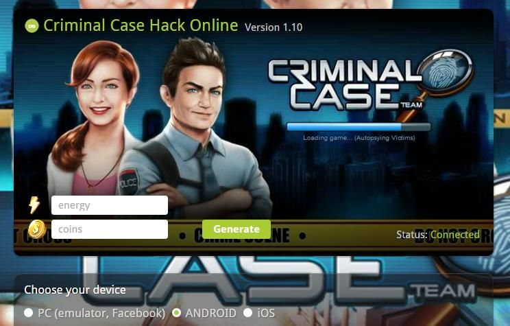 Pin By Jason Purcell On Criminal Case Energy Hack Pinterest