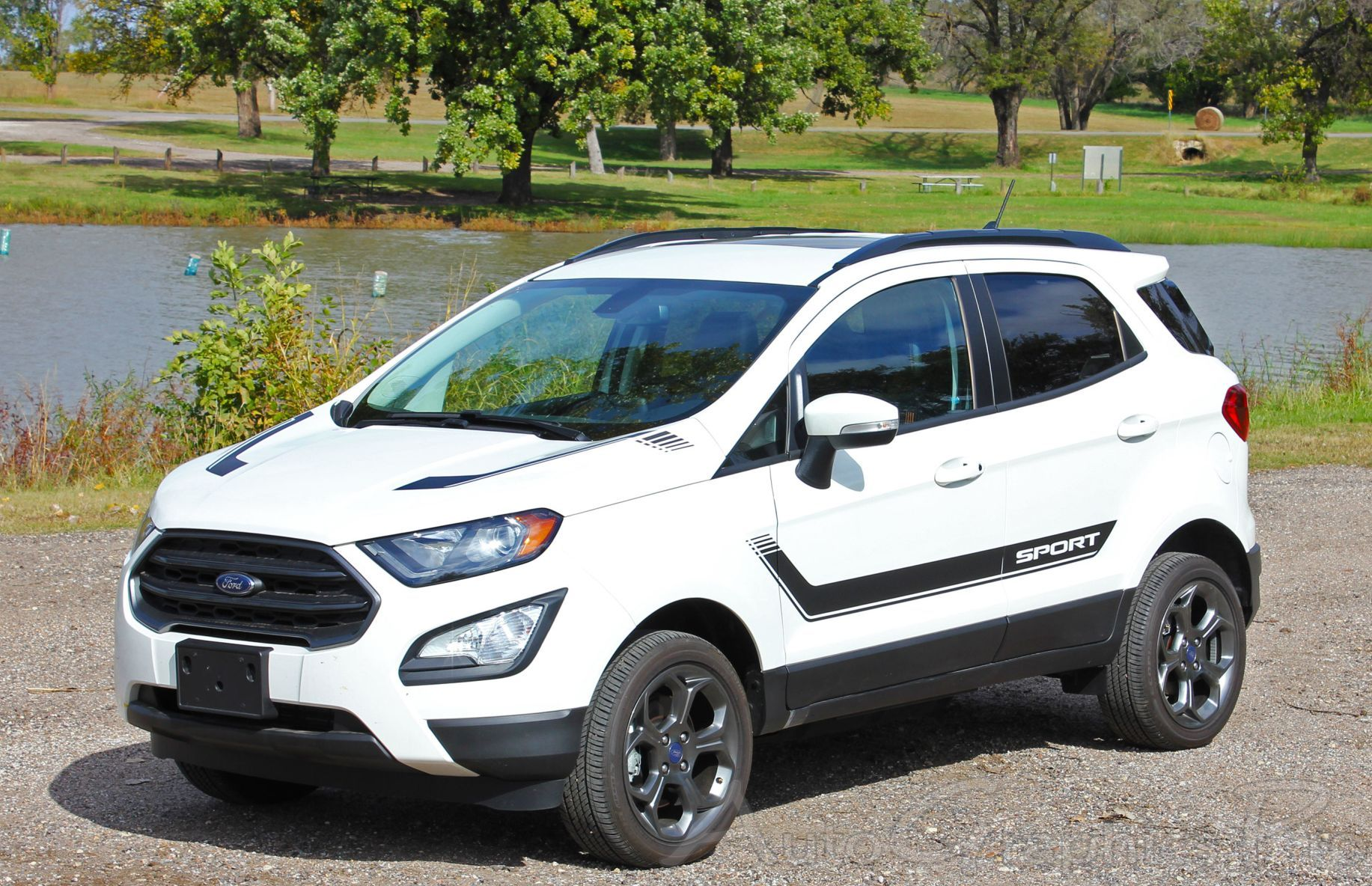 2013 2020 Ford Ecosport Flyout Side Door Decal And Hood Vinyl