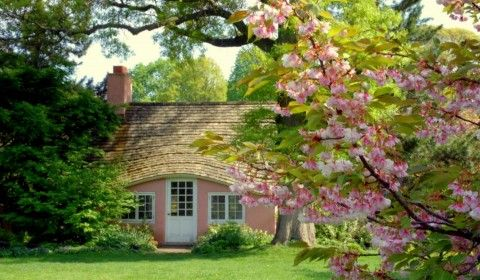 Beautiful Cottage Wallpaper Images Free