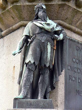 Rollo Wikipedia In 2020 Statue History Vikings
