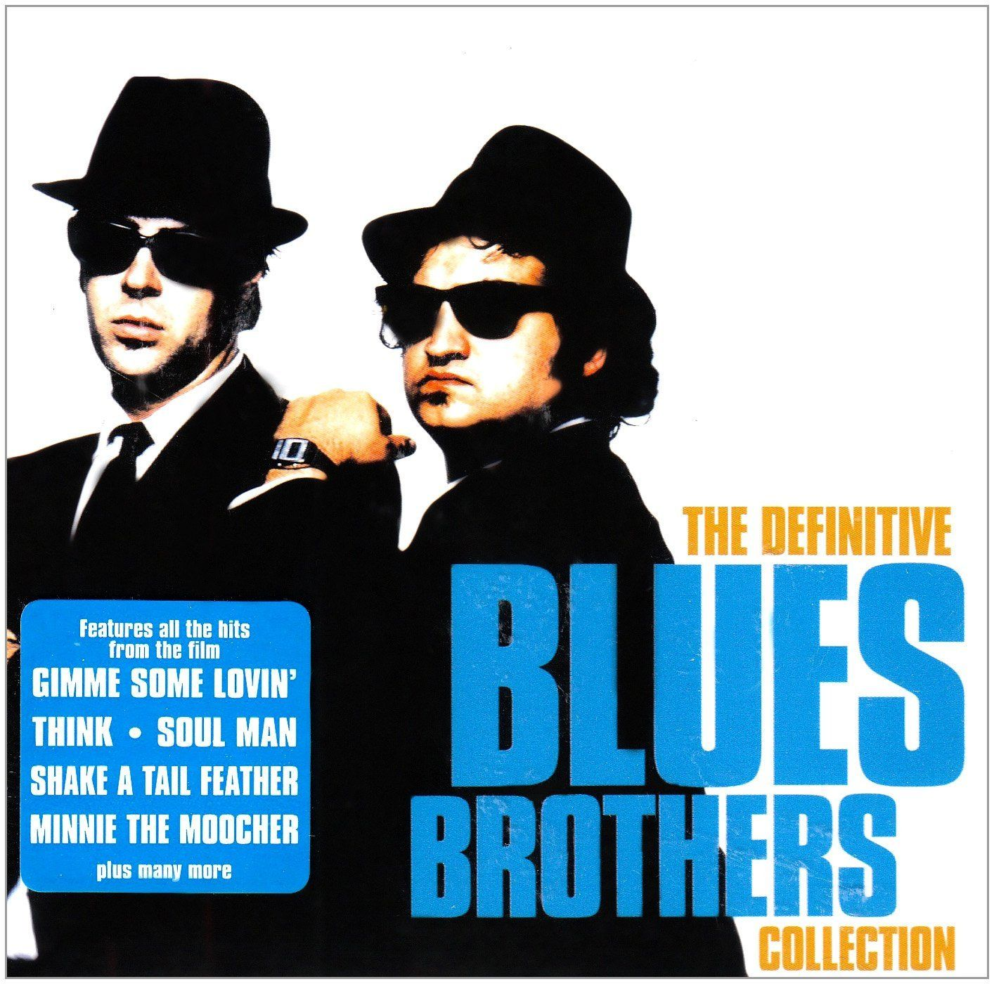 106 Miles To Chicago Blues Brothers Quote: The Definitive Blues Brothers Collection