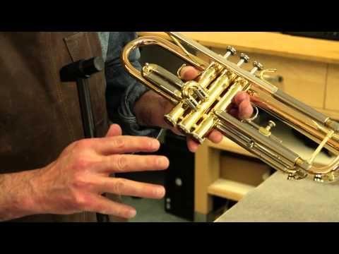 Loosening Frozen Valve Caps On A Brass Instrument Youtube Brass Instrument Valve Cap Valve