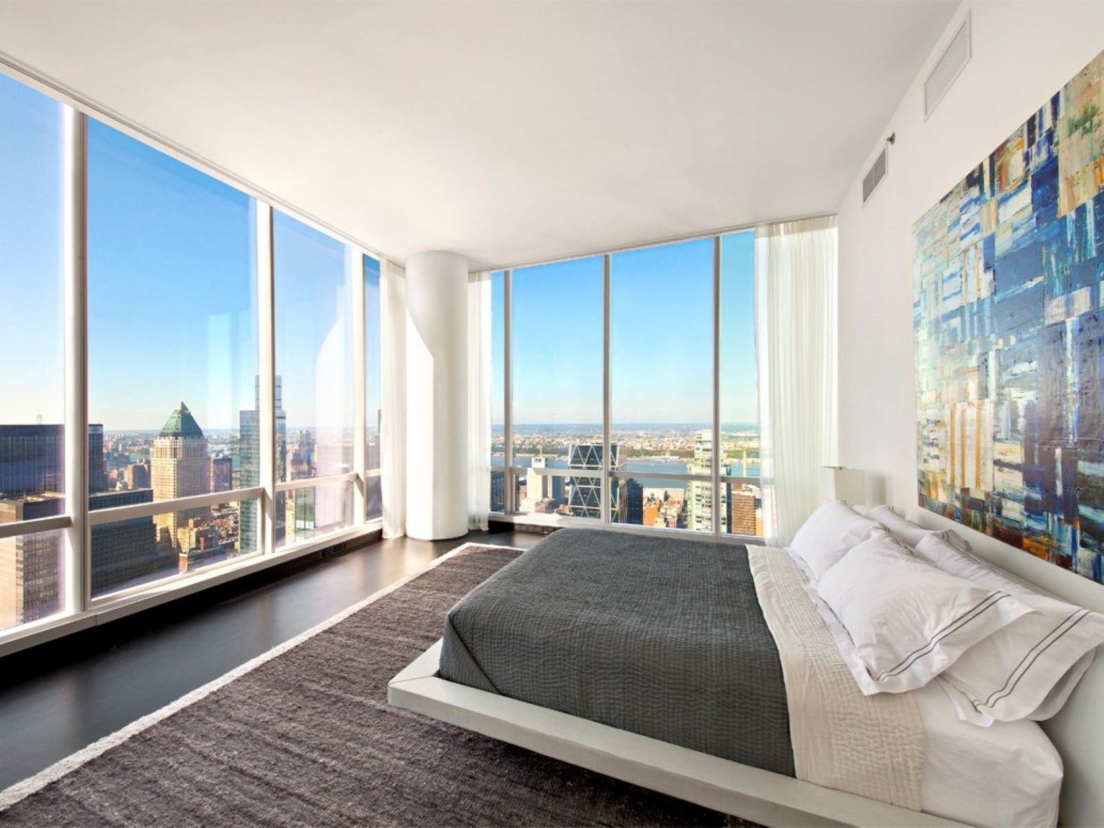 57 Linear Ft Overlooking Central Park Luxury homes
