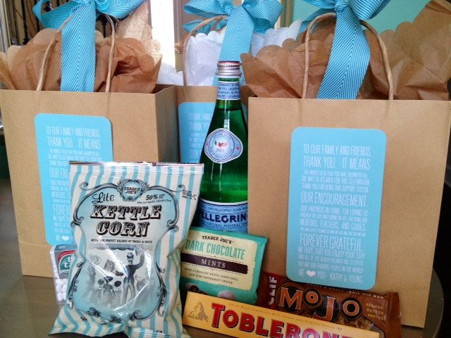 Wedding Welcome Bags Google Search