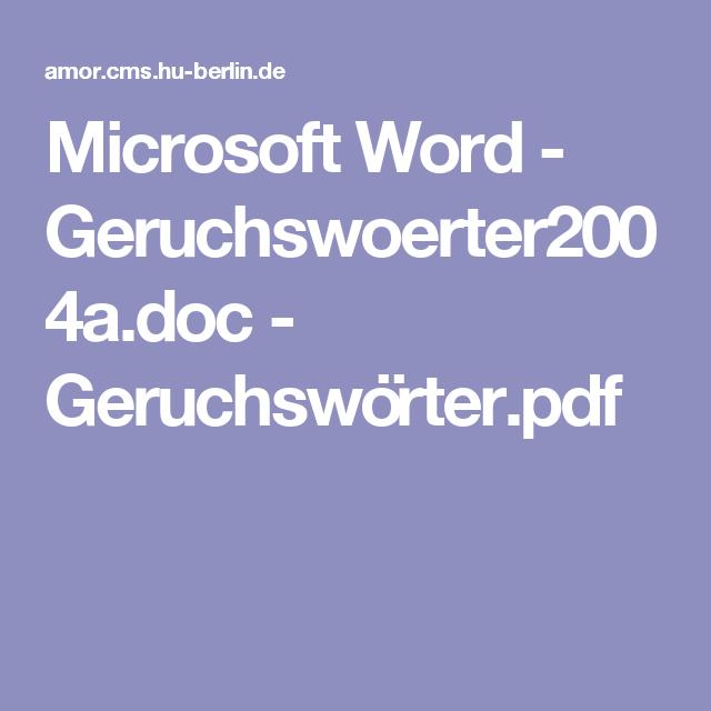 Hu Berlin Word