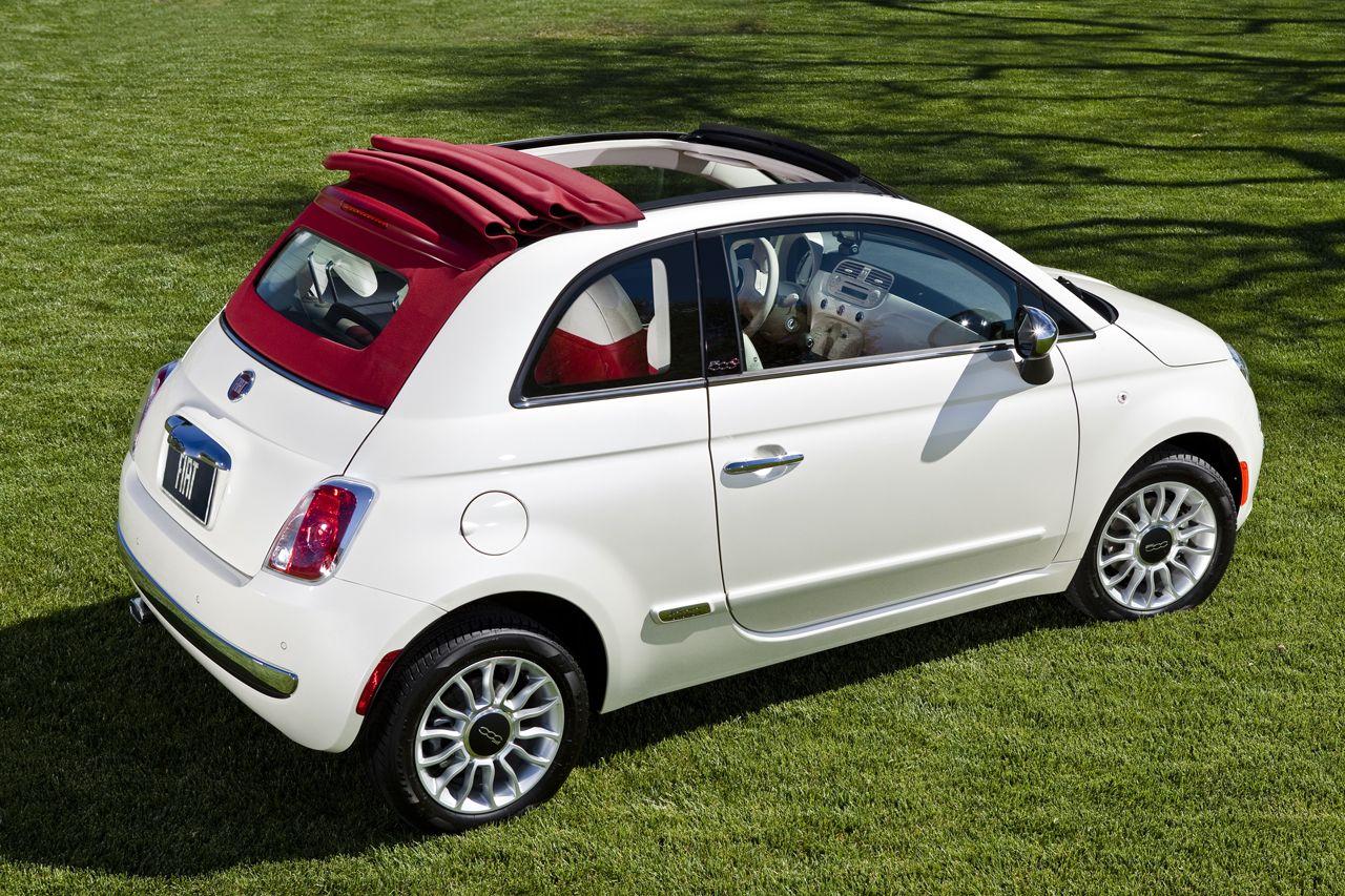 Epingle Par Pznr Sur Cars Decapotable Fiat 500 Decapotable