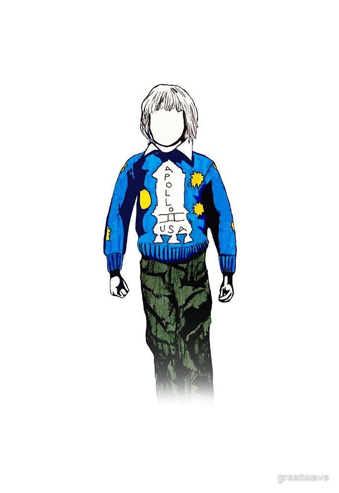 Stanley Kubrickstephen Kings Danny Torrance Apollo Sweater