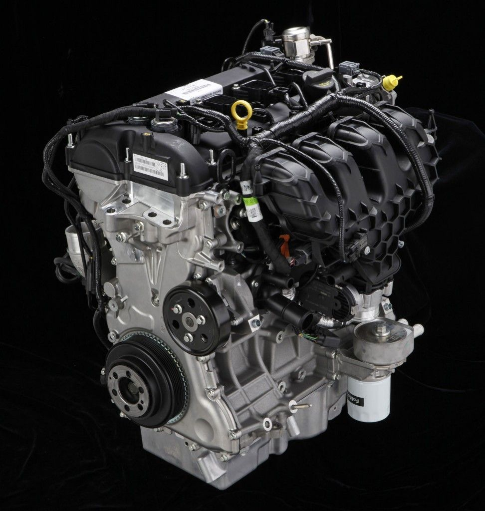 Ford s ecoboost engine wins second consecutive ward s 10 best engines trophy engine also honored