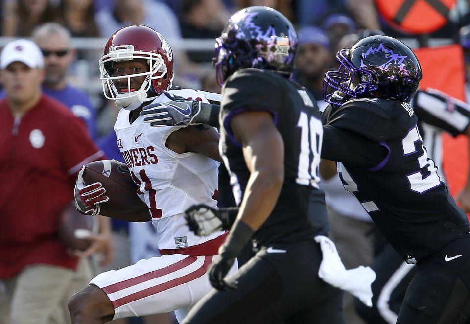 TCU vs Oklahoma College Football Live Stream   Oklahoma ...