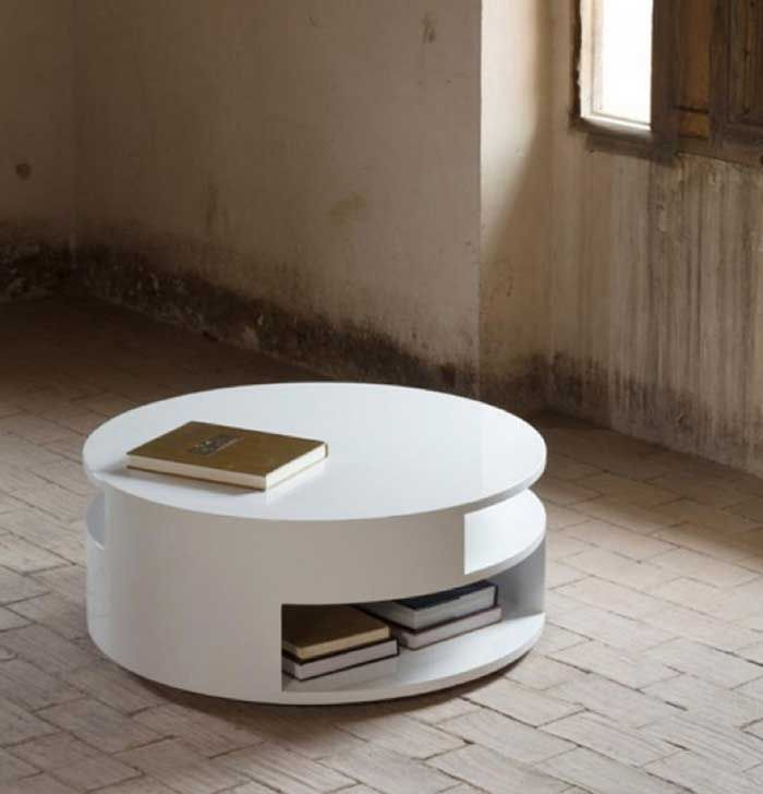 Billig couchtisch rund design Deutsche Deko Pinterest - wohnzimmertisch wei rund