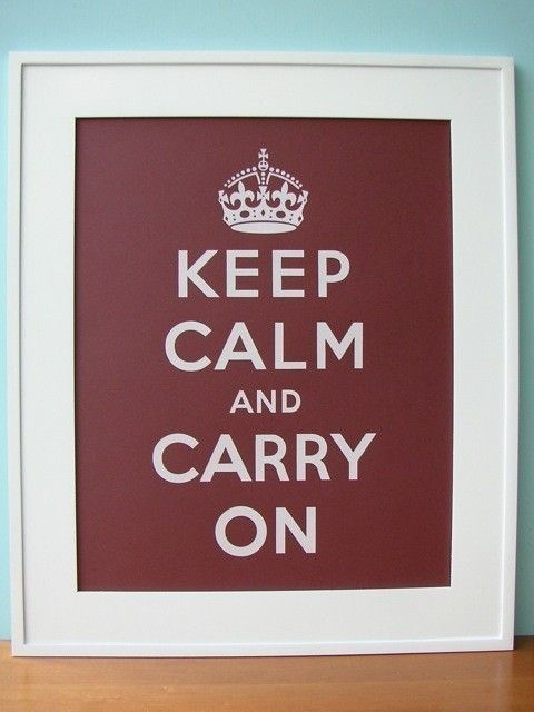 Since my dream office will have many clients - I just might need this sign :)
