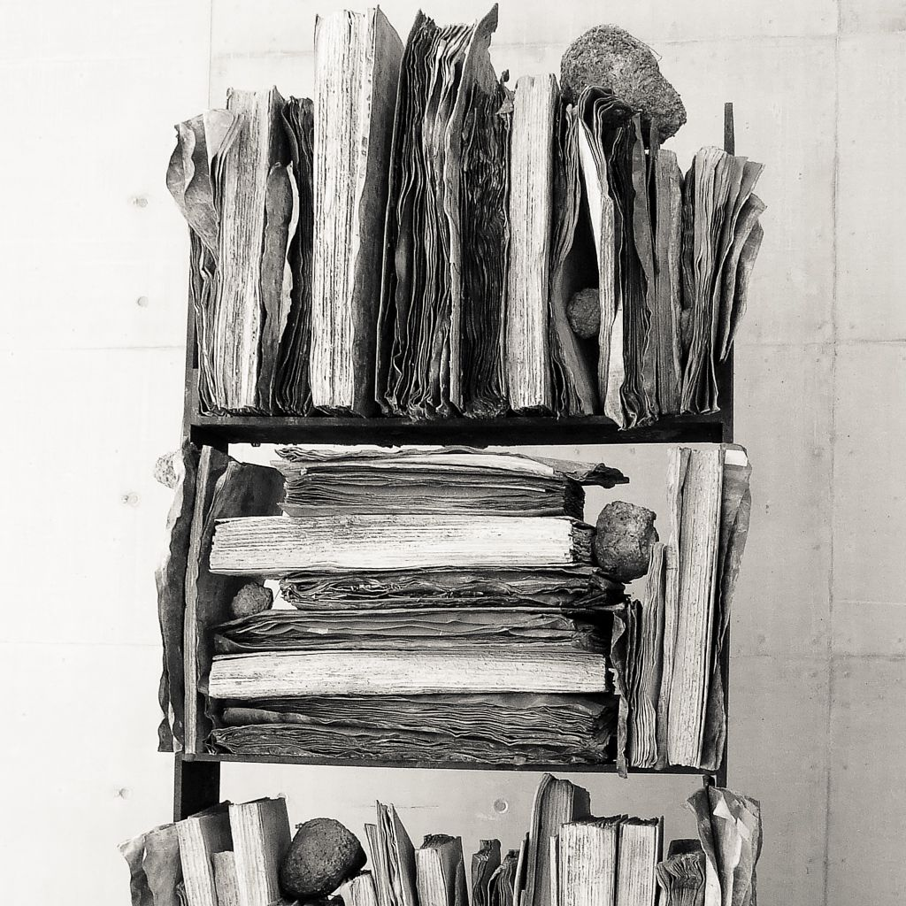 Anselm kiefer l alchimie du livre art contemporain for Art contemporain livre
