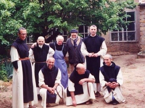 Trappist Monks Of Tibhirine On Dec 8th In The Algerian