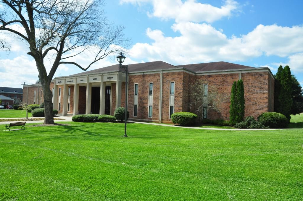 Newman University Campus Map.Carson Newman College Campus Campus Map Tarr Music Center