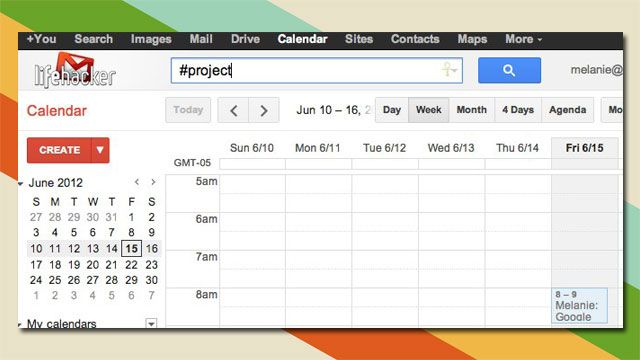 How To Use Google Calendar As A Project Management Tool Project