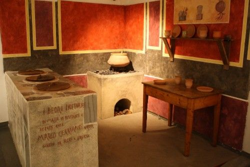 Ancient History Encyclopedia: Food in the Ancient Roman world.