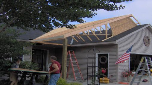 Image Result For How To Extend Roof Line Home Builders Patio