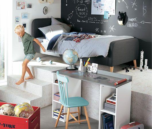 Vertbaudet allo la terre chambre enfant linge de lit for Chambre garcon vertbaudet