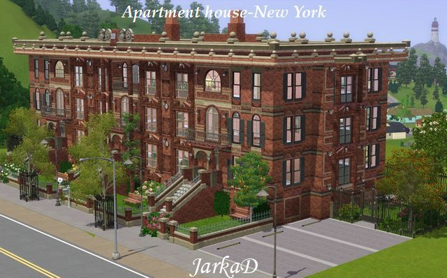 The Sims 3 Apartment Building Google Search