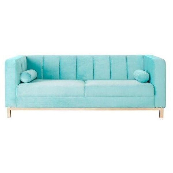 Terrific Incy Interiors Ashford Small Settee Teal 765 Liked Theyellowbook Wood Chair Design Ideas Theyellowbookinfo